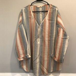 Women's Striped Blouse